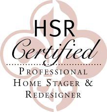 HSR Certfied Home Stager and Redesigner
